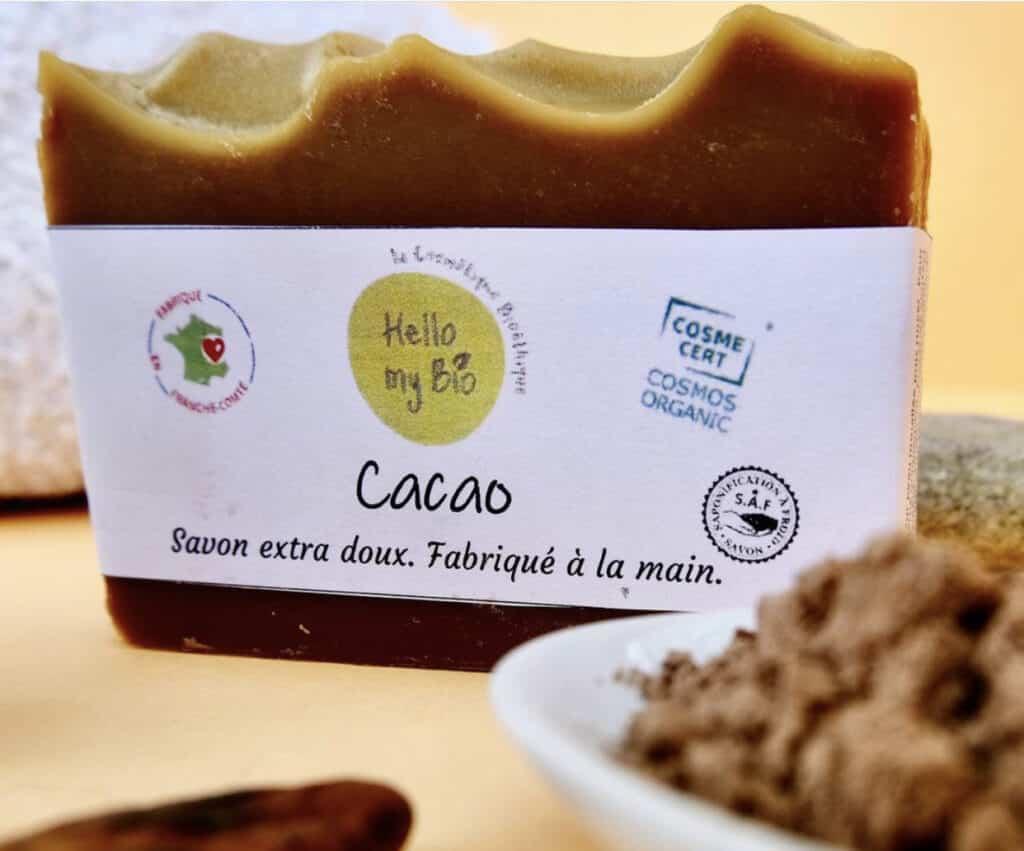 """<img src=""""savon-cacao.jpg"""" alt=""""savon cacao""""/>"""