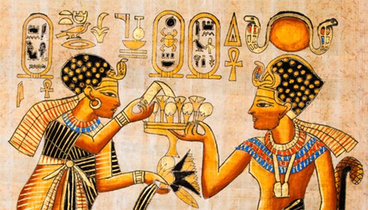 """<img src=""""tramier_histoire_huile_olive_egypte_antique.jpg"""" alt=""""huiles essentielles égypte antique""""/>"""